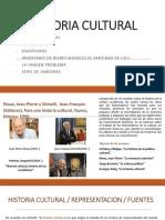 Historia Cultural- Pomian