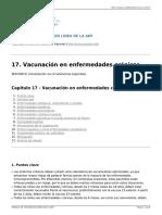 MANUAL de VACUNAS AEP - 17. Vacunación en Enfermedades Crónicas