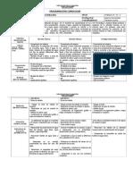 Planificacion Ciencias 5 Basico Unidad 1