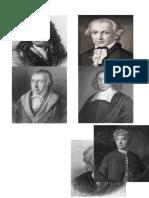 Leibniz, Kant y Hegel