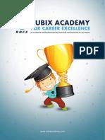 Rubix Academy Catalogue