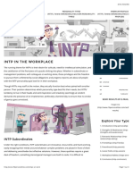 INTP in the Workplace | 16Personalities