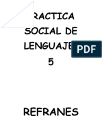 Practica Social de Lenguaje