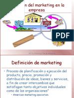 Marketing y Plan de Marketing v.P.