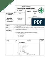 4. IK Pengisian kartu rawat jalan     V.docx