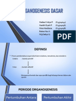 PPT FIX ORGANOGENESIS DASAR.pptx