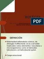 Rosacea Clase