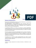 Concepto de Sistemas Administrativos