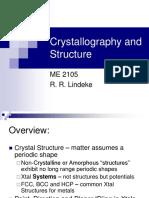 05 Dasar Kristalografi