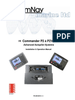 29010074 v4r1 Commander P2 Installation Operation Manual