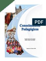 Conocimientos Pedagogicos Generales Especificos[1]