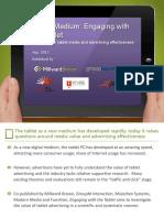 2 Tablet Video Advertising Research Report Final en 0815