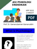 Bab 1- Aplikasi Psikologi Pendidikan