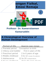 Bab 2 - Perkembangan Fizikal Sosial & Emosi