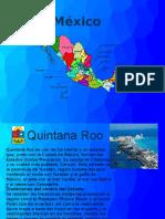 Mapa interactivo de Mexico