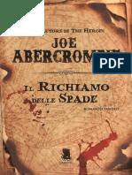 BV007 - Abercrombie, Joe - Il Richiamo delle Spade.pdf