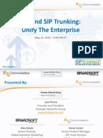 SIP Trunk Provider