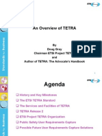 TETRA Overview