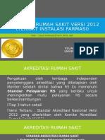 4.Akreditasi Rumah Sakit Terkait Farmasi