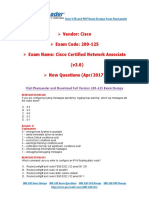 PassLeader 200-125 Exam Dumps