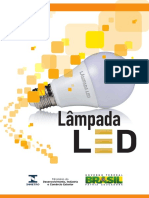 Manual Inmetro Lampada led