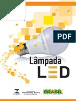 Manual Inmetro Lampada led