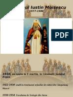 Patriarhul Iustin Moisescu