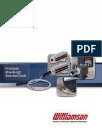 Pyrometer Wavelength Selection Guide
