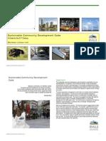 Sustainable Community Development Code Beta Version 1.2