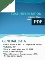 Case Presentation Ppt 2