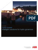 Hydro Power Governor Brochure