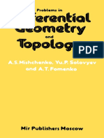 A S Mishchenko, Yu.P.Solovyev, A T Fomenko-Problems in Differential Geometry and Topology-Mir Publishers (1985).pdf