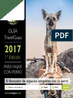 Guia TravelGuau 2017 1Edicion