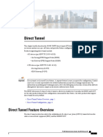 Cisco Direct Tunnel Feature PGW