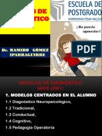 Modelos de Diagnostico