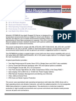P2796RLW IP55 Rugged Server