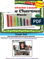 Free Music Lesson Snake Charmer Boom Whacker Music