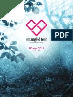 Entangled Winter 2018 Catalog