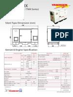 YTG6000MX Leaflet