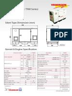 YTG8500 Leaflet