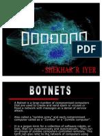 Botnets - Final