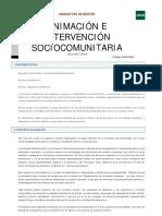 Animación e Intervención SC