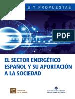 Enerclub_El Sector Energético Español y su Aportación a la Sociedad