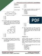 logico matematico - capacitacion docente