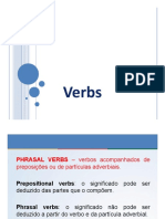 Verbs Present and Past