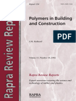 Rapra review reports. Polymers in bulding and construction (Halliwell S.M., report 154), 2002.pdf