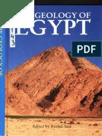 Geologia de Egipto Rhusdi Said