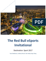 red bull esports invitational - final