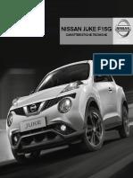 Scheda Tecnica Nissan Juke