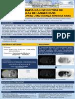 Radioterapia na Histiocitose de Células de Langerhans